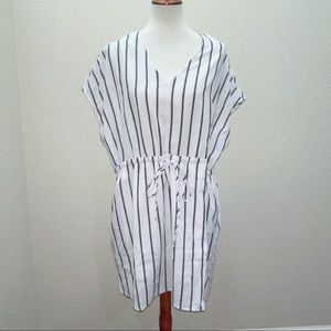 NWT Roolee Striped Dress Size Large